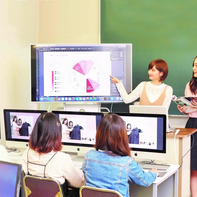 大阪ファッションアート専門学校 グラフィックデザインを体験しよう!★OPEN CAMPUS★1