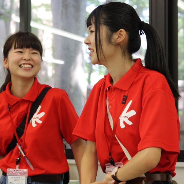 共栄大学 オープンキャンパス2019【夏】1