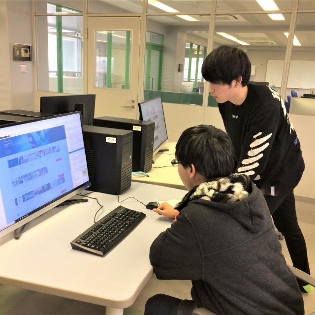 大阪電子専門学校 5月 先輩とモノづくりが体験できるオープンキャンパス3