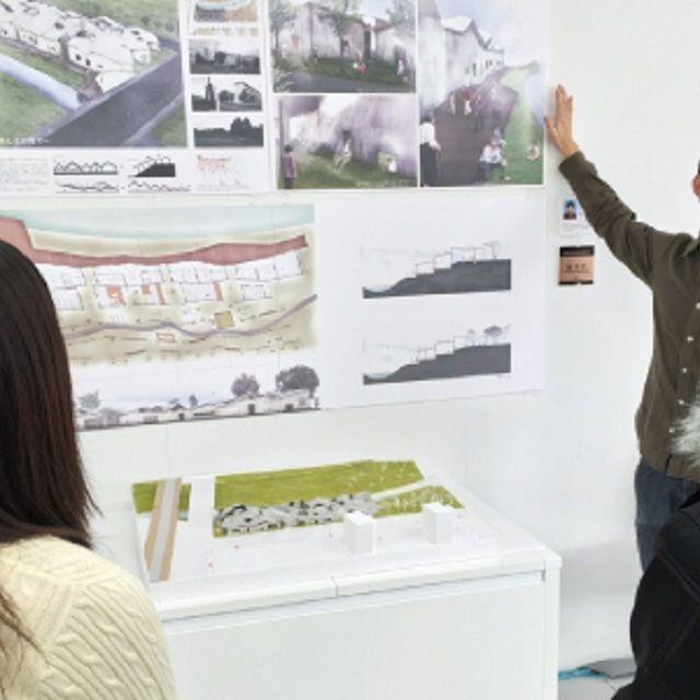 北海道芸術デザイン専門学校 bisenの体験入学【建築士専攻】3