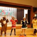 群馬社会福祉専門学校 GUNSHAのクリスマス会