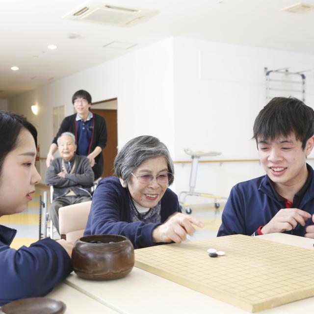 ★【介護福祉科】実技にチャレンジ!オープンキャンパス★