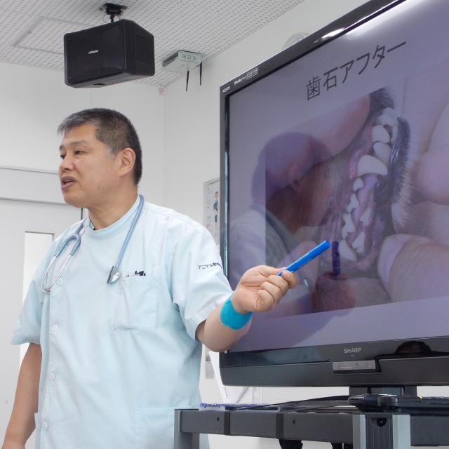 九州動物学院 第4回 飼い主さんと動物と獣医師を繋ぐ! 4