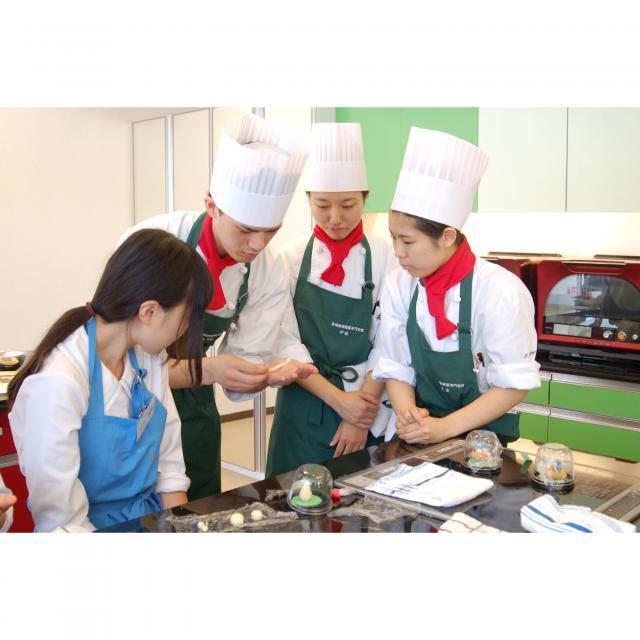 東海調理製菓専門学校 新高校2年生・3年生のための!春の職業体験フェスタ♪2