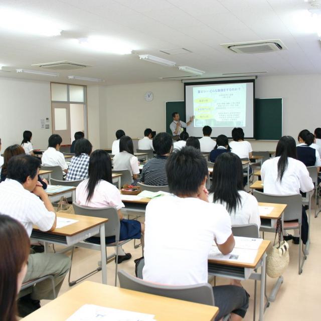富士リハビリテーション専門学校 オープンキャンパス2