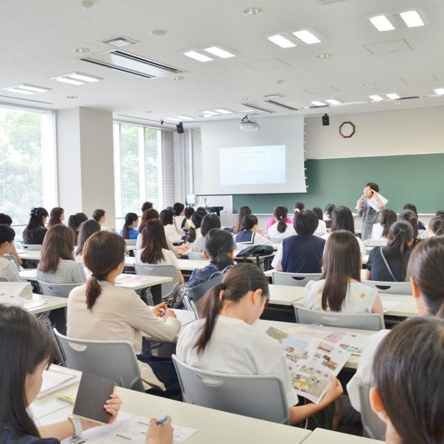 聖心女子大学 夏のオープンキャンパス1