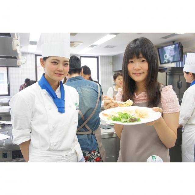 神戸国際調理製菓専門学校 ☆調理☆仕込から体験!~天ぷら~3