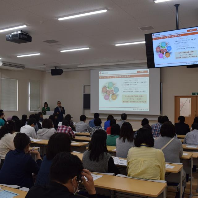 新潟食料農業大学 夏のオープンキャンパス開催!3