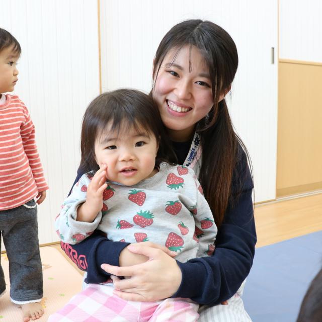 町田福祉保育専門学校 【保育系】 入試対策相談会&児童館の遊び2