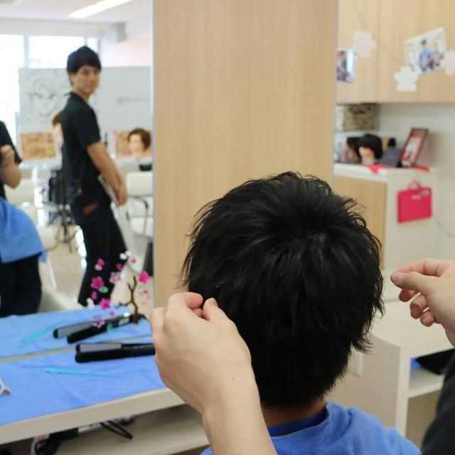 ジェイ ヘアメイク専門学校 2/9(土)バレンタイン直前スペシャル【ヘアセット体験】2