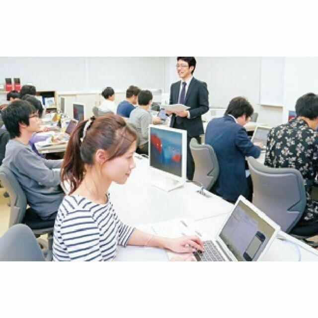 日本電子専門学校 【ケータイ・アプリケーション科】オープンキャンパス&体験入学2