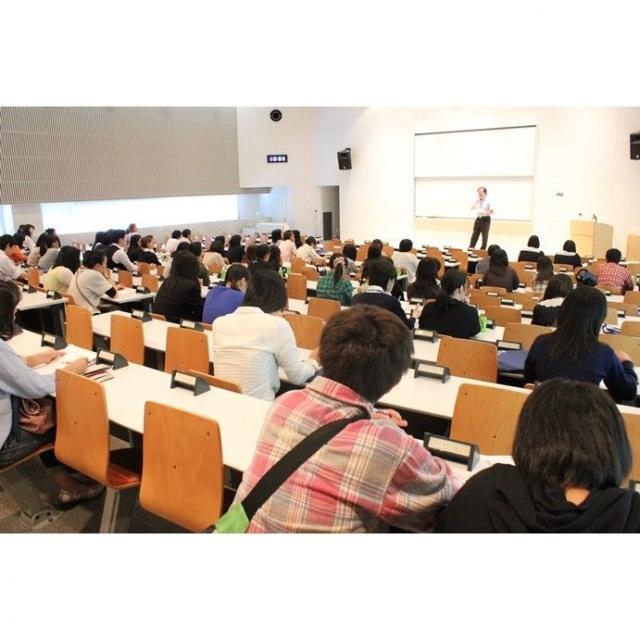 東京成徳大学 第4回オープンキャンパス(東京)1