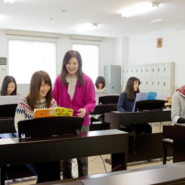 大阪保育福祉専門学校 保育士に必要な音楽体験の日!3