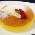 華調理製菓専門学校 スフレチーズケーキ