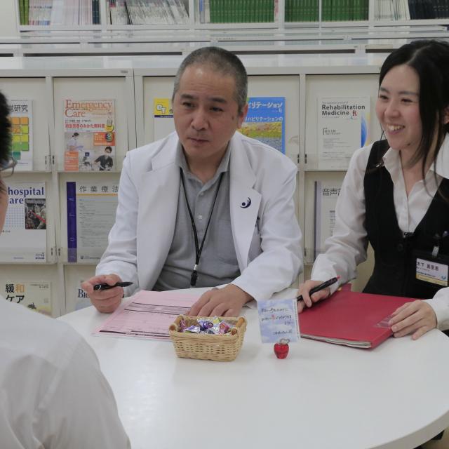 神戸医療福祉専門学校三田校 【義肢装具士科】<他のオープンキャンパス日程が合わない方へ>1