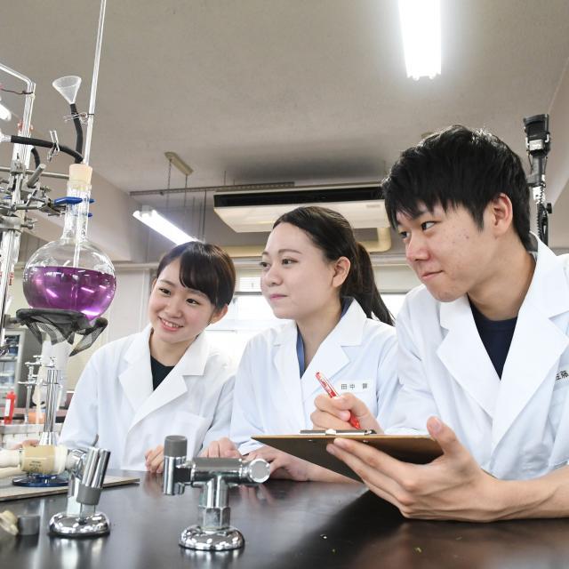 東京栄養食糧専門学校 どんな授業か見てみよう1