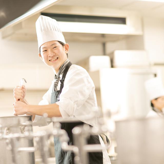 シェフパティシエ専門学校 ★調理師体験しよう♪シェパのオープンキャンパス★3