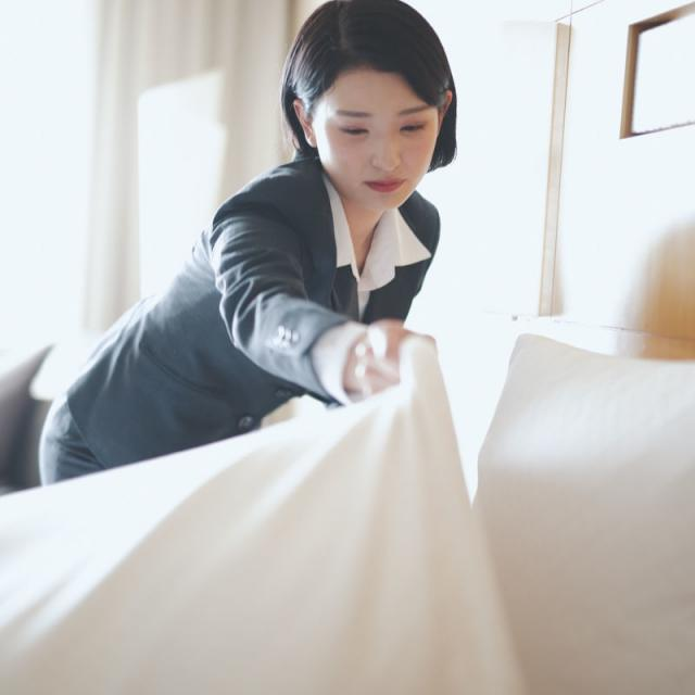 中村国際ホテル専門学校 ホテル・ブライダルがよく分かる!オープンキャンパス3
