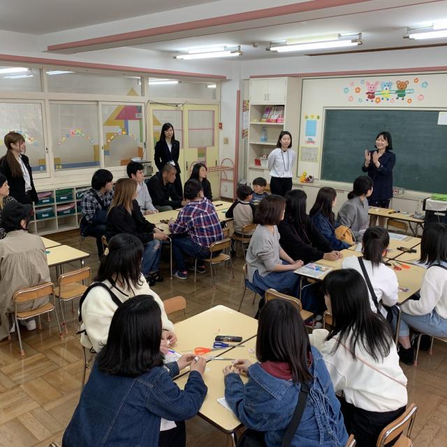 大阪教育福祉専門学校 オープンキャンパス1