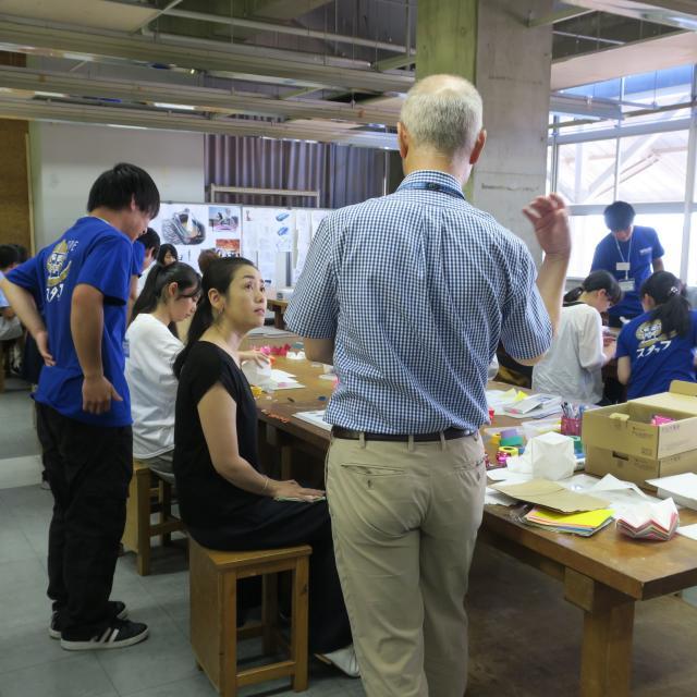 神戸芸術工科大学 オープンキャンパス3