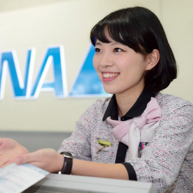 九州観光専門学校 6月の体験入学(航空)3