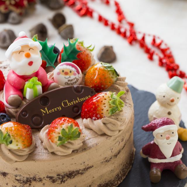 YICビジネスアート専門学校 12/15(土)【パテ】Xmas!クリスマスケーキを作ろう1