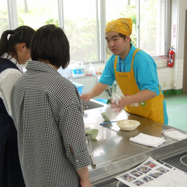 岡山学院大学 ☆★☆2018おかがくオープンキャンパス★☆★3