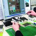 岡山科学技術専門学校 【建築工学科】デザイナー体験やナノブロックを使った建築体験!