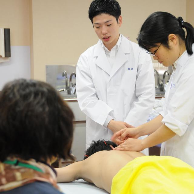 森ノ宮医療学園専門学校 Open Campus ~鍼灸学科対象~2