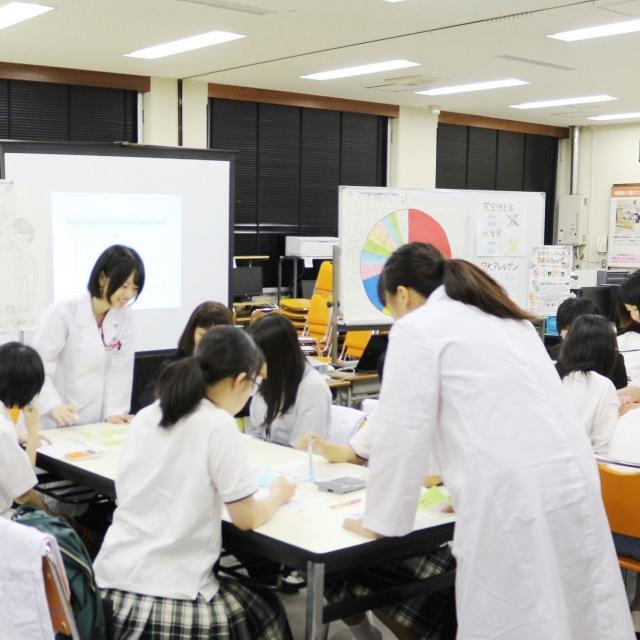 広島女学院大学 夏のオープンキャンパス2