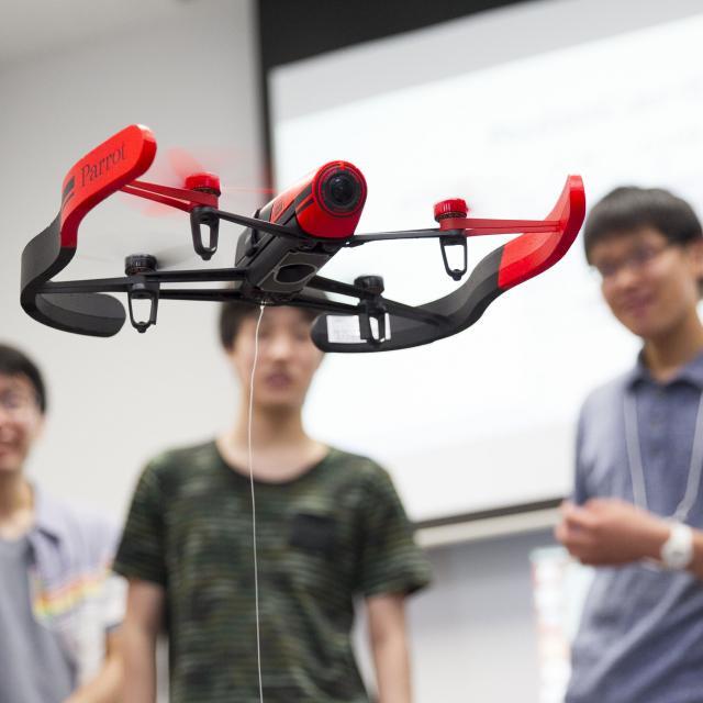 愛知工業大学 オープンキャンパス2018(夏)3