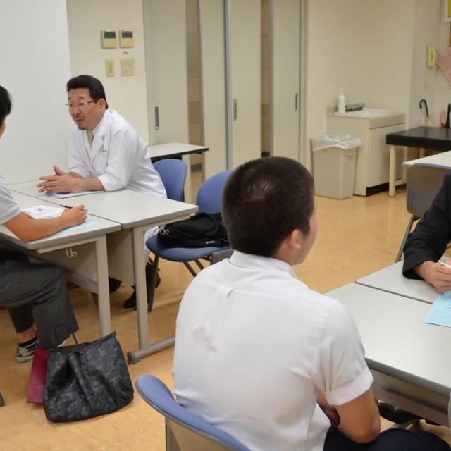 関西医療学園専門学校 【高校生限定】個別にじっくり相談できる!1