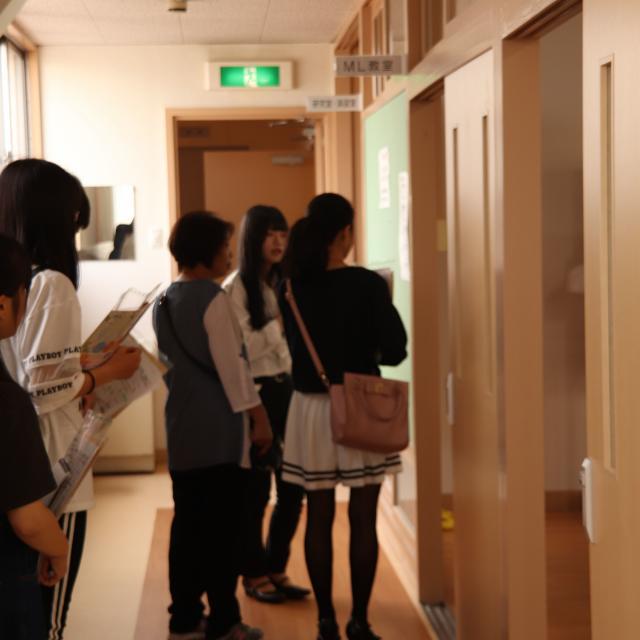 大阪教育福祉専門学校 学校見学セミナー2