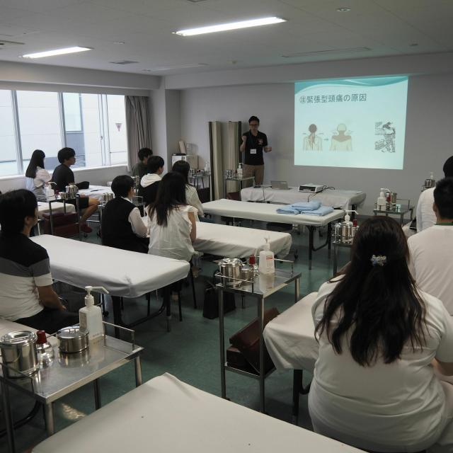 東京医療福祉専門学校 授業体験会3