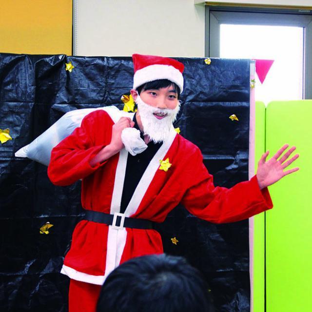 国際動物専門学校 クリスマスイベント2