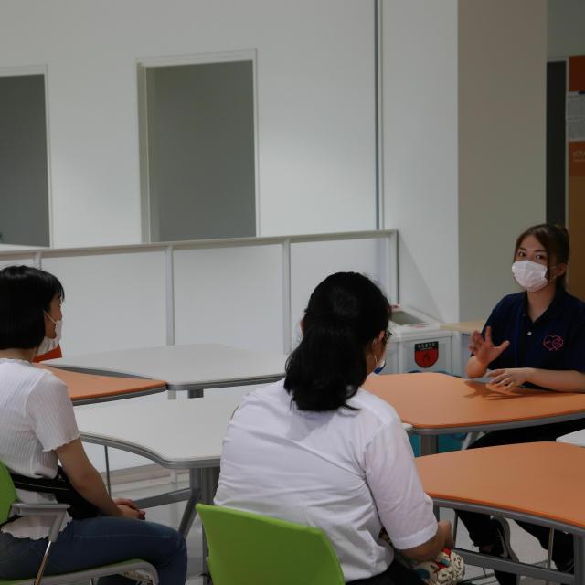 新潟中央短期大学 オープンキャンパス開催!保育者になりたい夢をここで叶えよう!4