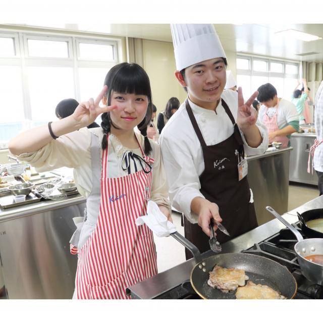 経専調理製菓専門学校 一日たっぷり体験!オープンキャンパス♪2