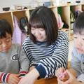 大阪健康ほいく専門学校 先生体験「ほっこりわらべ歌あそび」