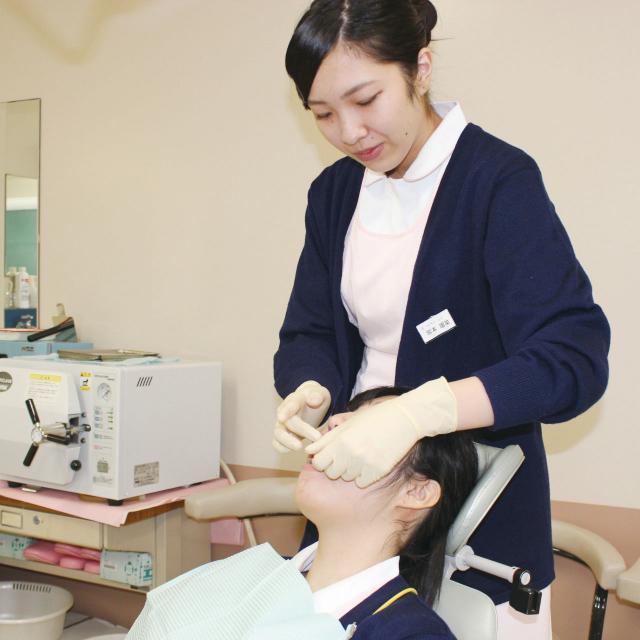 【9月】歯科アシスタント科のオープンキャンパス