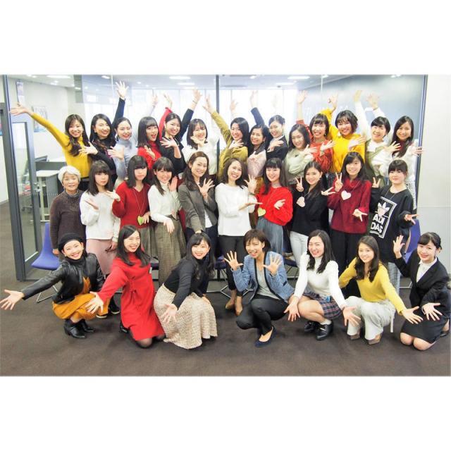 名古屋外語・ホテル・ブライダル専門学校 CAを目指す素敵な先輩が明るくサポート!国際エアラインコース2