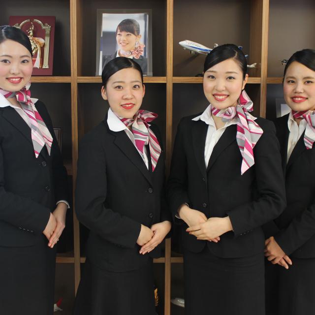 西日本アカデミー航空専門学校 エアライン業界を目指すあなたへ!空港見学もできるOC♪1
