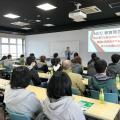 新潟コンピュータ専門学校 【ゲーム業界セミナー】(株)バンダイナムコスタジオが来校!