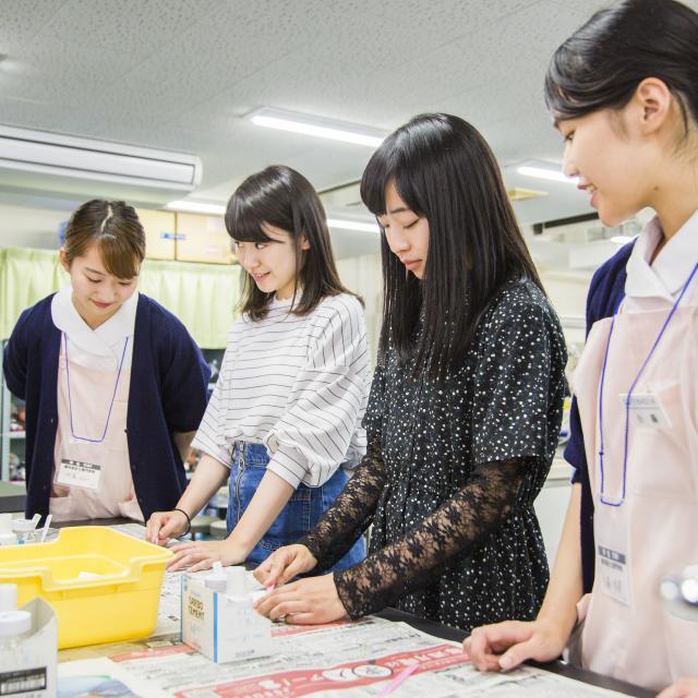 北海道医療大学歯学部附属歯科衛生士専門学校 オープンキャンパス20192