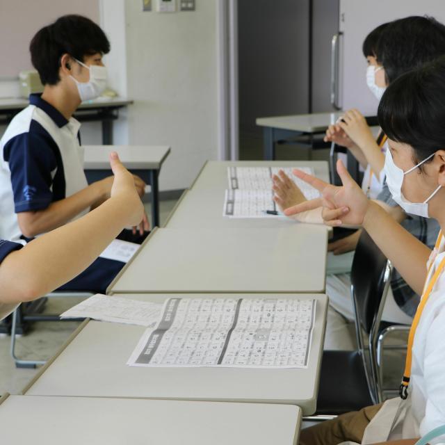 YMCA米子医療福祉専門学校 オープンキャンパス4