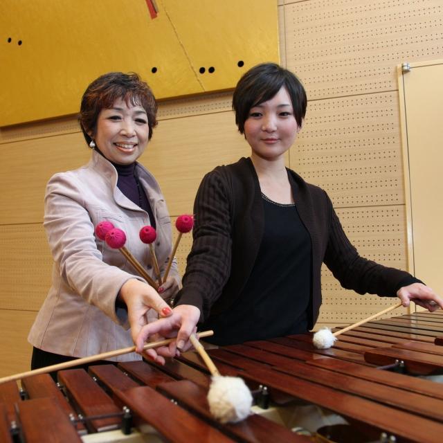 広島文化学園大学 ★打楽器★無料体験レッスン申込1