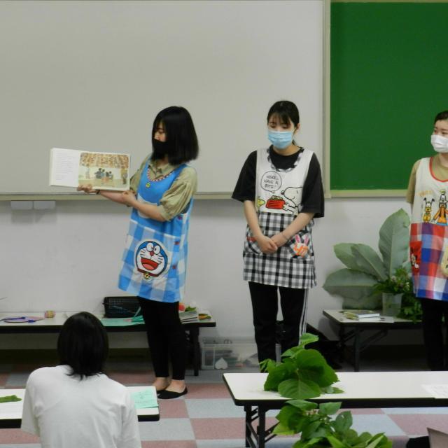 中京学院大学短期大学部 《7月17日開催》オープンキャンパス2021 短大 保育科3