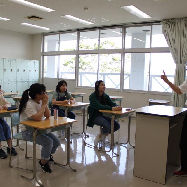 田原市立田原福祉専門学校 オープンキャンパス 授業体験(模擬授業)2