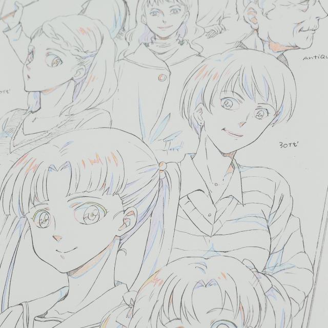 名古屋デザイナー学院 アニメーション スタート講座!4
