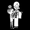 名古屋ファッション・ビューティー専門学校 卒業袴の着付けとヘアアレンジでハイポーズ!