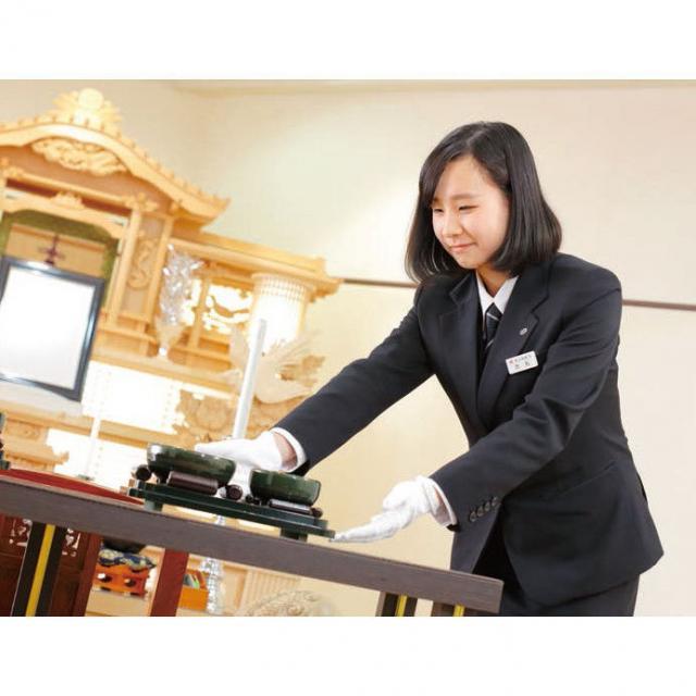 東京観光専門学校 ◇体験入学◇葬祭ディレクター学科2